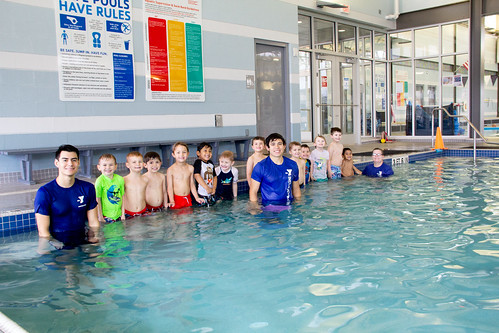Swim Lessons & Water Safety