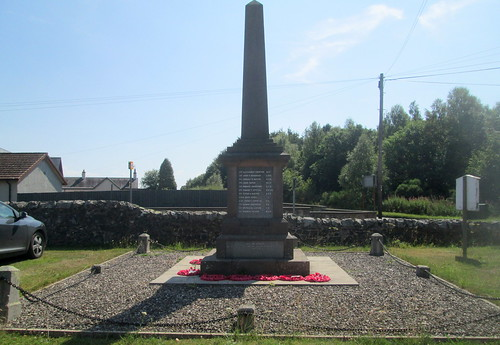 Giffordtown War Memorial