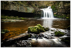 Cauldron Falls, West Burton, Yorkshire