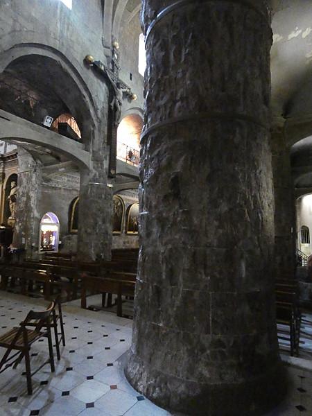 vieille colonne