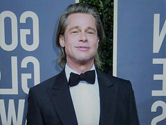 Brad Pitt Says There's a Fascination Around Him