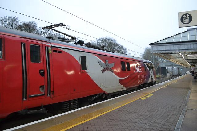 London North Eastern Railway 91101 Flying Scotsman