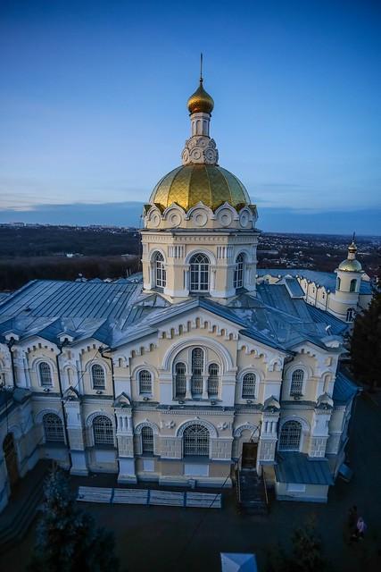 06 января 2020, В канун праздника Рождества Христова митрополит Кирилл совершил всенощное бдение