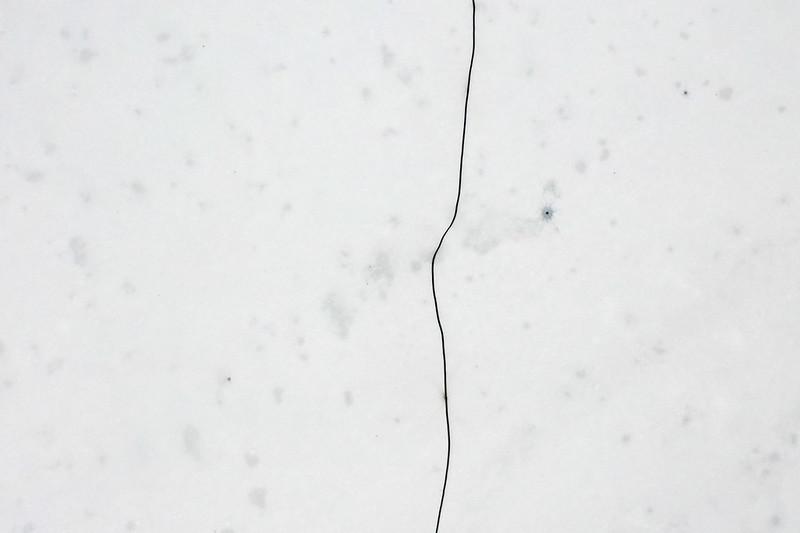 Riss im Schliersee