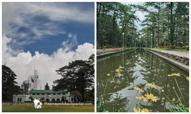 BAGUIO TOURIST SPOT: WRIGHT PARK AND MANSION