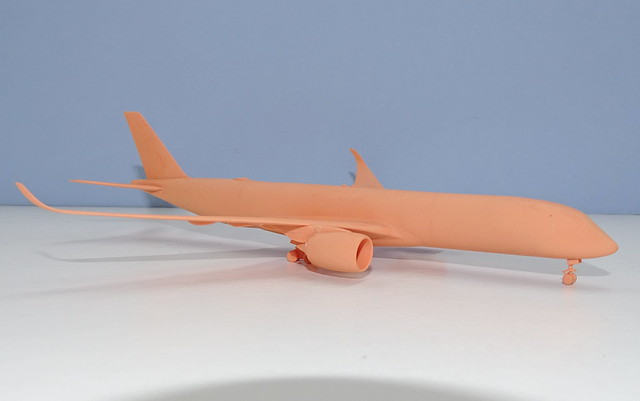 NG Models Prototype Airbus A350-900 Mould