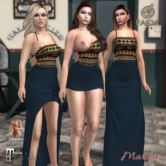 Faida - Mariluz Midnight strippable