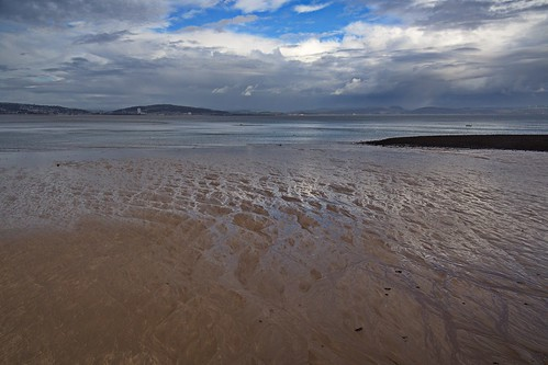 clouds sky water sand beach wales sea seaside seaview seascape olympus omd em10markii 12100