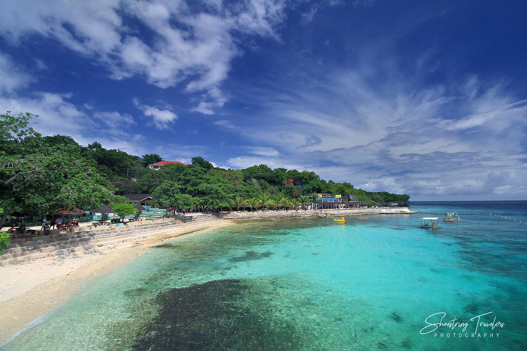 Salagdoong Beach looking north