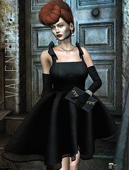 NEW! Valentina E. Paris Vintage Dress @ UBER!