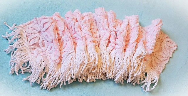 Delicious Vintage Chenille Creations Will be listed this week in my Etsy shop - https://Neshasvintageniche.etsy.com