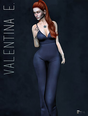 NEW! Valentina E. Alanis Ensemble @ FaMESHed!