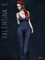NEW! Valentina E. Alanis Ensemble @ FaMESHed!