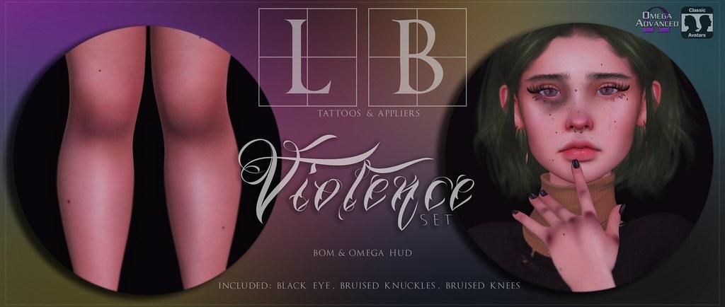 Ladybird. // Violence Set ♥