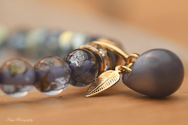 Brilliant beads...
