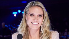 Heidi Klum For Being A Judge On ?AGT: It?s A Family Affair