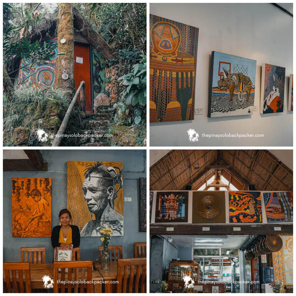 BAGUIO TOURIST SPOT: TAM-AWAN VILLAGE
