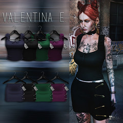 NEW! Valentina E. Frances Ensemble @ Anthem!
