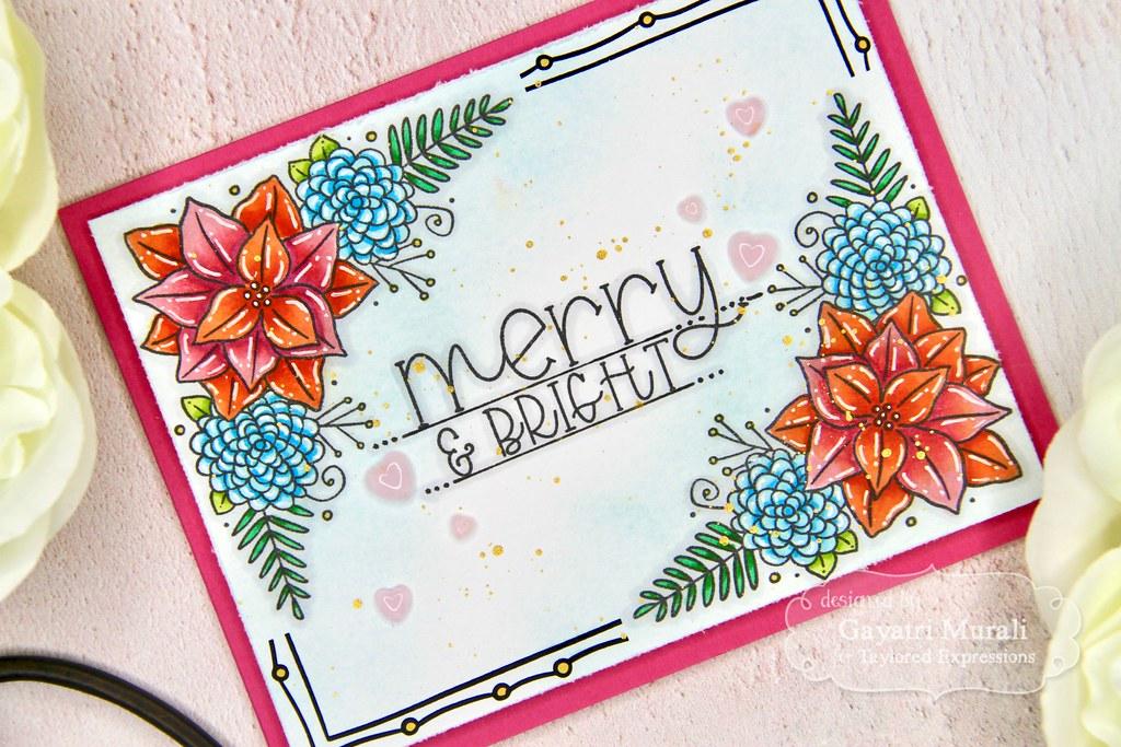 TE Mon Card #4 closeup