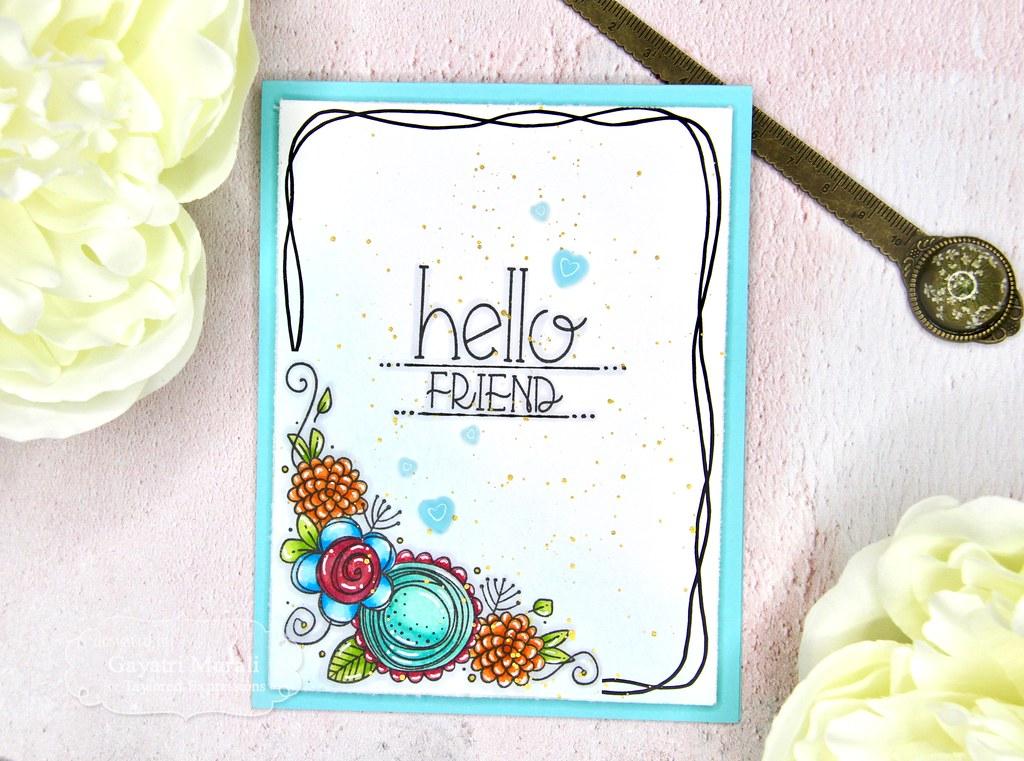 TE Mon Card #1
