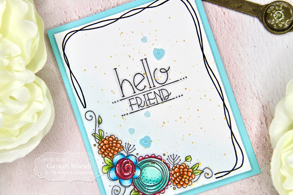 TE Mon Card #1 closeup