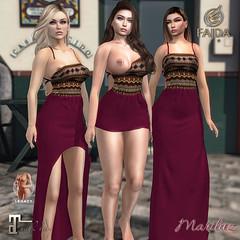 Faida - Mariluz Noon strippable