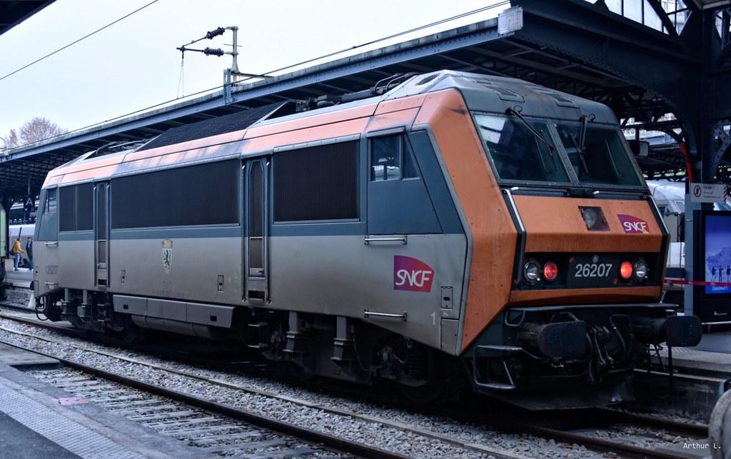 (FR-SNCF) BB (4)26207