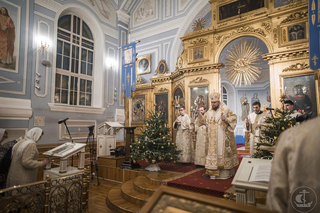 7 января 2020, Рождество Христово 2020 / 7 January 2020, The Nativity of Jesus Christ 2020