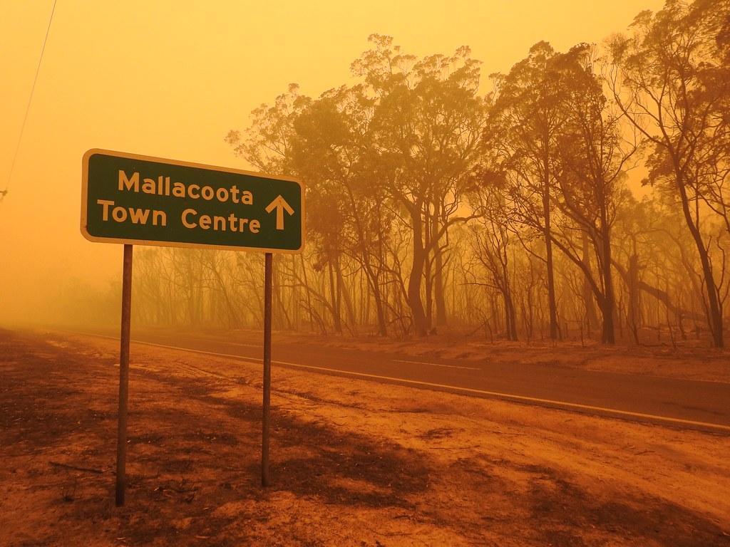 Mallacoota fires