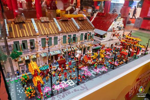 Lorong Panggung, Petaling Street Kuala Lumpur Diorama