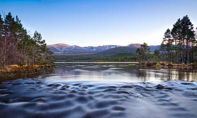 Loch Morlich - The view I keep coming back too.