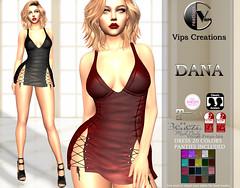 Female Dress - [Dana]