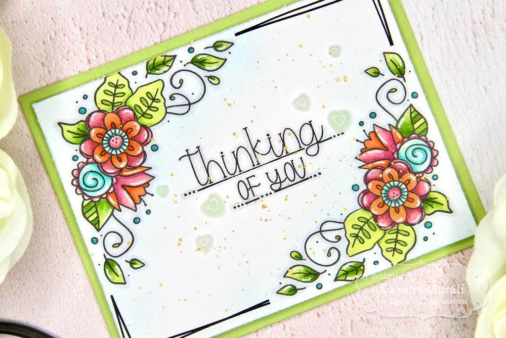TE Mon Card #3 closeup
