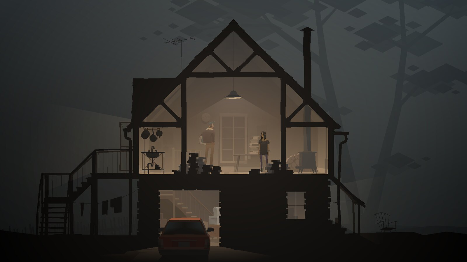 Kentucky Route Zero: TV Edition