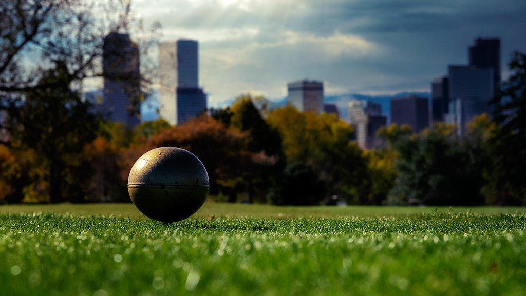 City Park Golf Course, Denver