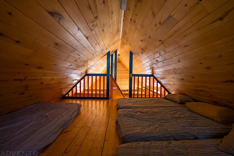 Upstairs Bunk