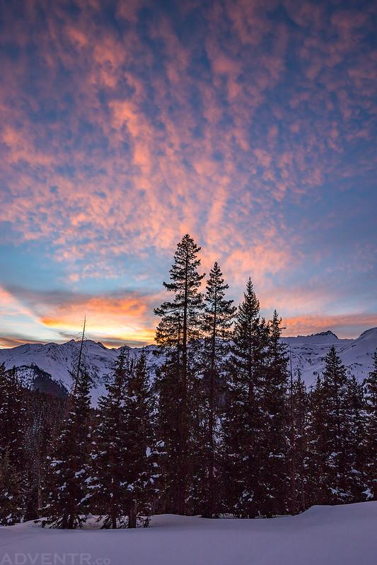 Mountain Belle Sunset