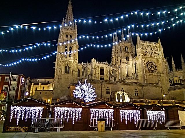 Mercadillo Navideño (Burgos)