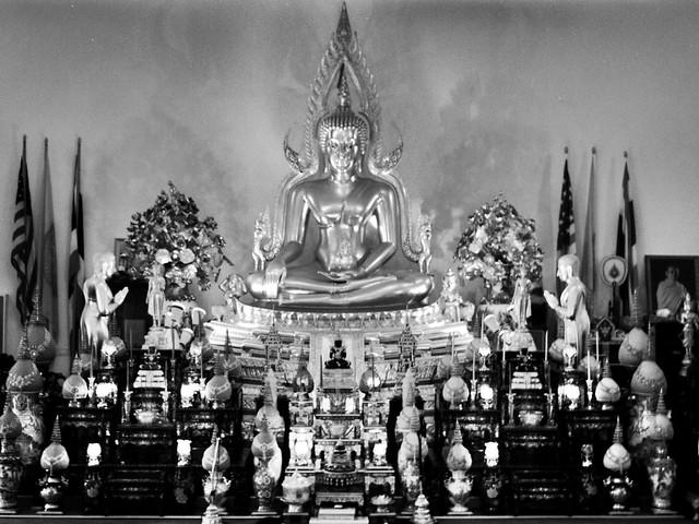 Temple Statues, Wat Buddharangsi