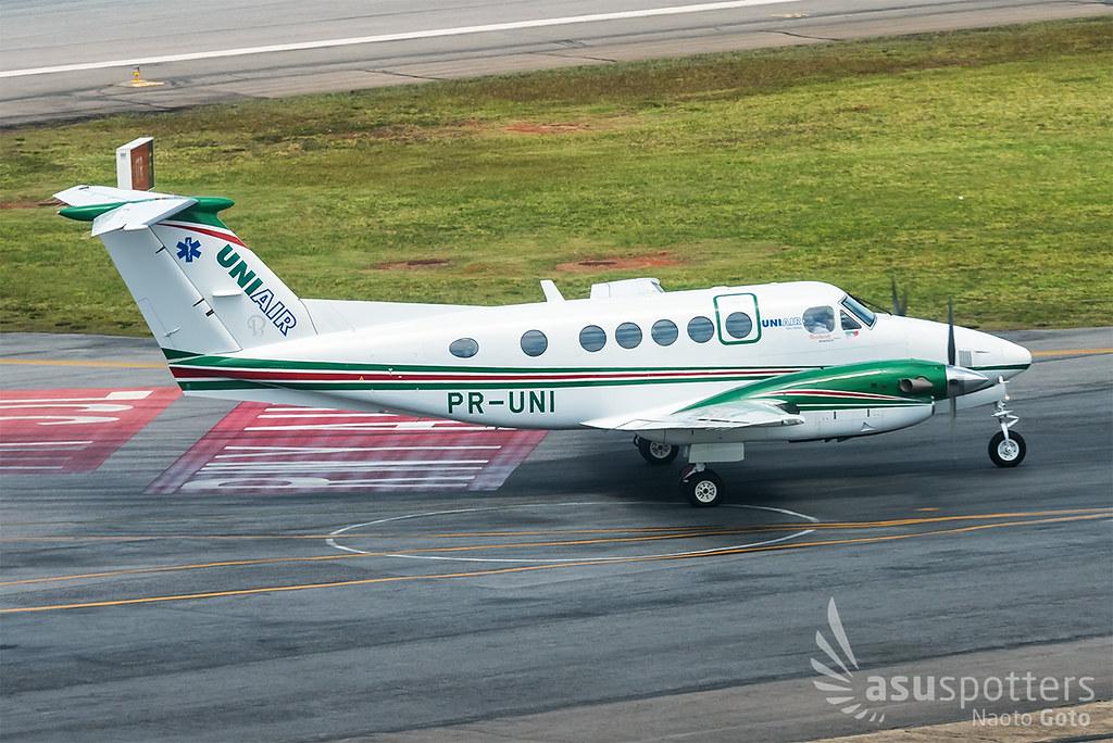 Beechcraft King 200 de UNIAIR