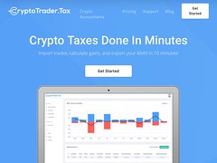 CryptoTrader Tax