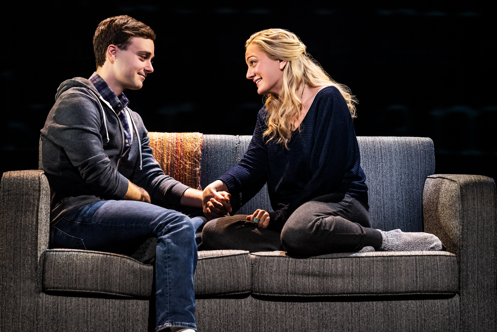 Broadway In Detroit: 'Dear Evan Hansen' At The Fisher Theatre March 25 - April 5, 2020