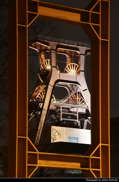 Zeche Zollverein, Essen, Germany