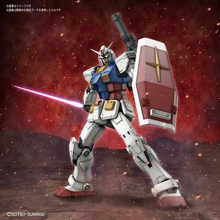 能再現前、中期兩造型!HG 1/144《機動戰士鋼彈 THE ORIGIN》RX-78-02 鋼彈 (GUNDAM THE ORIGIN版)