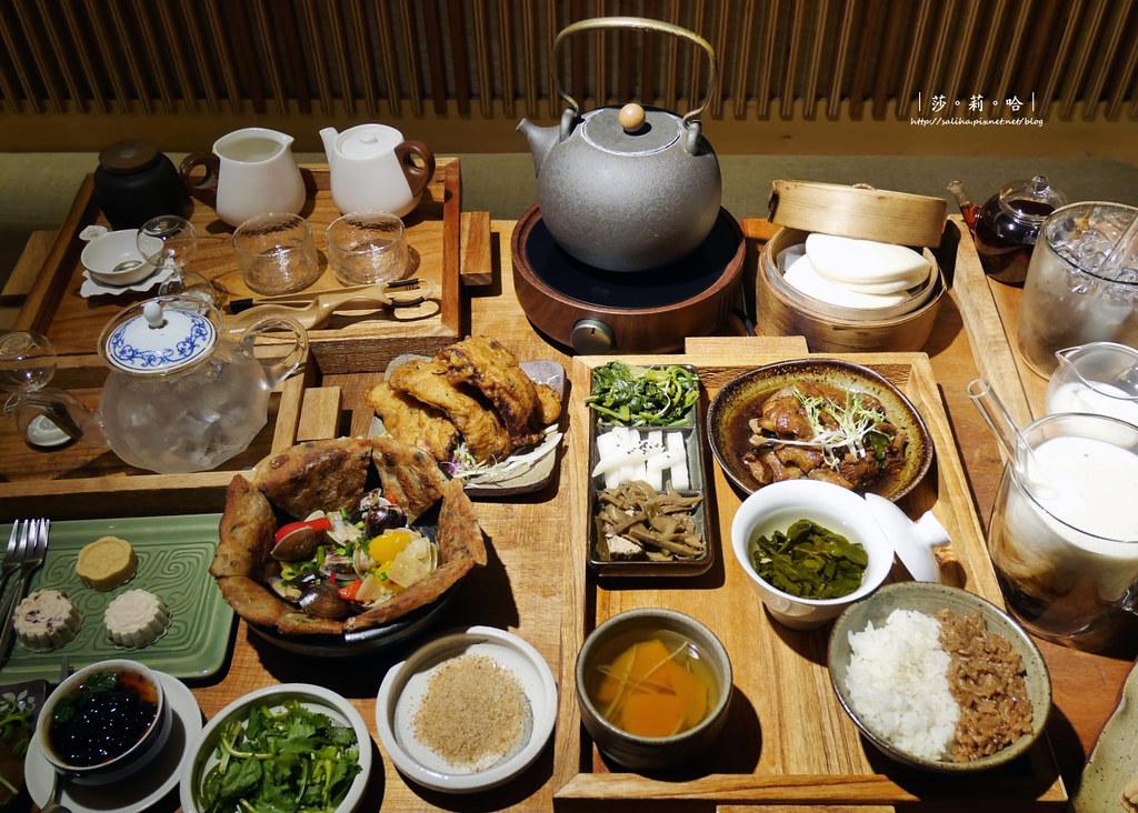 新北鶯歌老街宜龍喝茶天茶家食堂下午茶包茶具推薦午餐晚餐 (1)