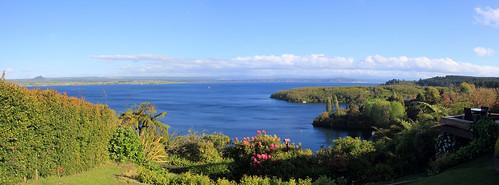 newzealand taupo laketaupo water lake scenery landscape panoramic aotearoa northisland