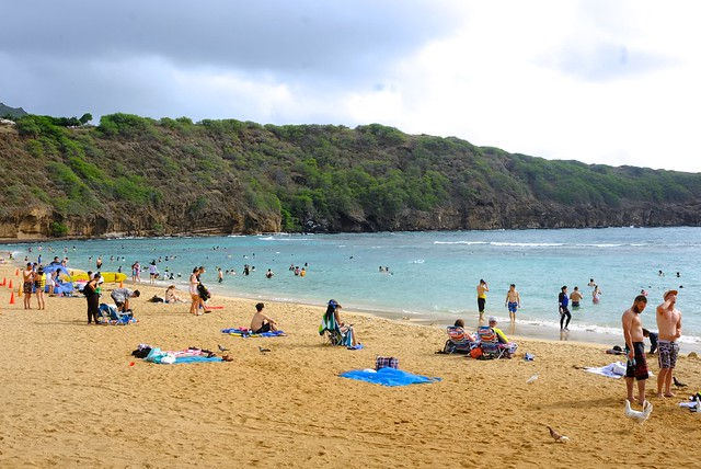 Hanauma Bay Nature Preserve | East Honolulu | O'ahu, Hawaii