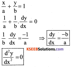 2nd PUC Maths Model Question Paper 1 with Answers - 10