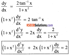 2nd PUC Maths Model Question Paper 1 with Answers - 41
