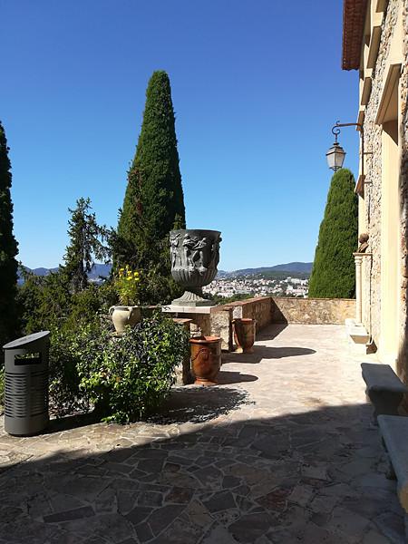 terrasse villa domergue